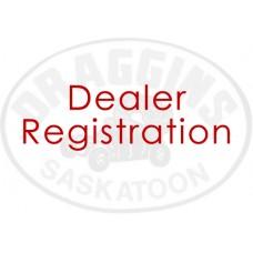Commercial Vendor (Dealer) Online Application - 2019 Annual Car Show